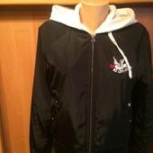 Куртка, легкая, бомбер, ветровка, размер L. Tally Weijl. состояние отличное
