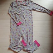 Слип пижама на 11-12 лет