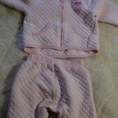 Фирменный стильный костюмчик детский