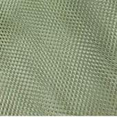 Гипюр французский ( грек -сетка), Стильный.С градацией от зеленого до белого. Остаток 7,1 м Режу