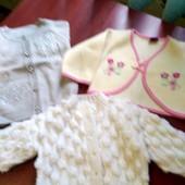 Набір одягу для дівчинки.