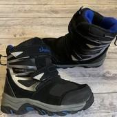 Термо ботиночки Skofus 28 размер стелька 18 см