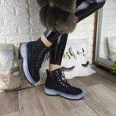 Крутые ботиночки осень,Можно носить и в теплую зиму