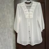 Фирменная красивая блуза в состоянии новой вещи р 18-20