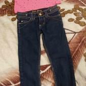 Наборчик для девочки, джинсы скинни, кофточки в подарок, смотрите другие мои лоты!