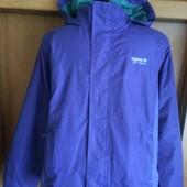 Куртка, термо ветровка, внутри флис, размер 164 см, Regatta.