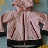 HH курточка на девочку 4года