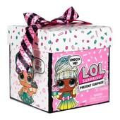 Новинка! Лол подарунок L.O.L. surprise present surprise doll with 8 surprises. Оригінал