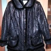 Зимняя куртка 54-56р
