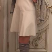 Платье из эко кожи тм ZAra , размер XS, S, смотрите замеры