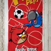 Пляжное полотенце Angry Birds (один цвет на выбор)
