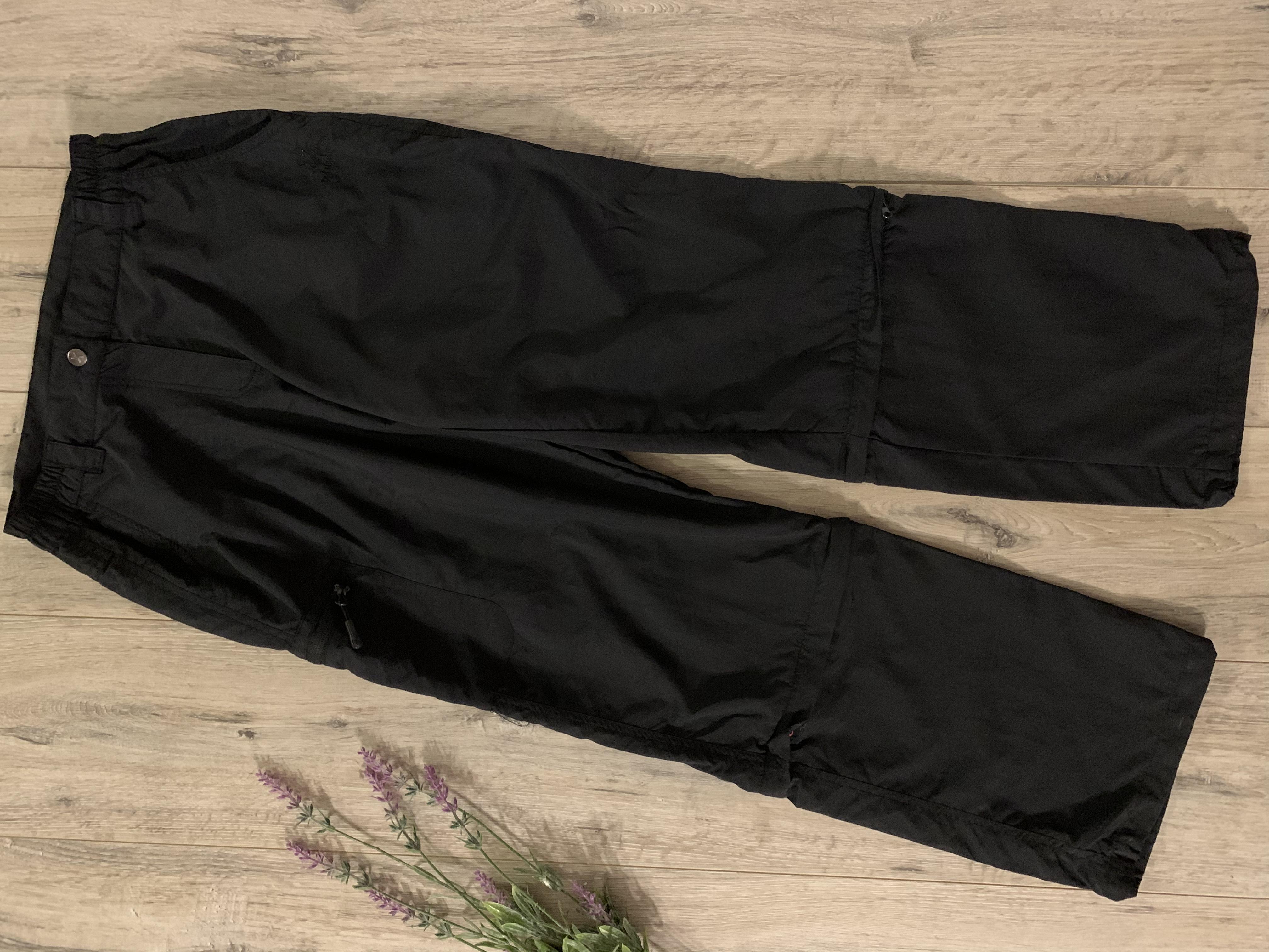 Женские спортивные штаны ( без подкладки). Размер m. В хорошем состоянии.
