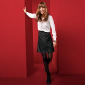 Качественная юбка с мерцающей поверхностью от Tchibo(Германия), размеры наши: 42-44 (36/38 евро)