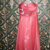 Вечернее платье с отливом