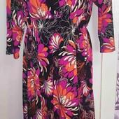 Шикарное платье на пышную красоту