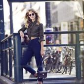 Классная фирменная джинсовая рубашка блузка от Esmara Новая