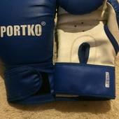 Боксерські рукавички.10 унцій.