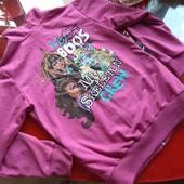 Monster high свитшот толстовка кофта на молнии девочке 146-152см 11-12л Монстр Хай новая
