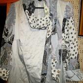 Качество! Комбинированное платье от турецкого бренда Defile Lux
