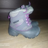 Columbia Теплые термо ботиночки 9размер