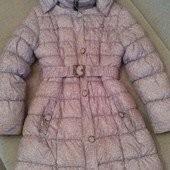 Очень теплая куртка-пальто