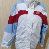 Продам курточку для катания на лыжах. Пог 59см. Оочень хорош. сост. См. замеры.