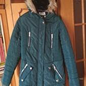 Куртка зимняя LC Waikiki,11-14 лет,сост.новой