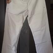 Много лотов от 39 грн. легкие джинсовые брючки большого размера