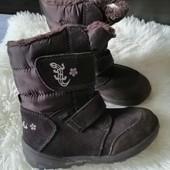 Фирменные ботинки сапоги Salamander Lurchi 28 р