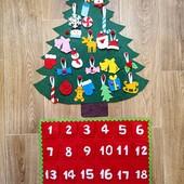 Адвент- календарь - идеальный интерактивный подарок для детей!!!