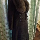 Шикарное пальто на пышные формы