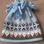 Супер - шапка! Зима.