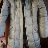 Женское зимнее пальто S