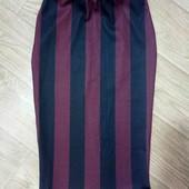 Стильнячая юбка - карандаш Бершка