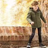 Отличная демисезонная куртка парка на мальчика Lupilu Германия размер 86