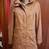 Куртка парка George, разм. 36 (S). Верх 100% коттон. Сост. хорошее!