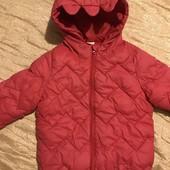 Демісезонна курточка на 1,5-2 роки зріст 86-92