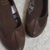 ❤️Disel оригинал!Натуральная высококачественная кожа!! Супер стильные туфли!!Р.39/стелька 25,4 см