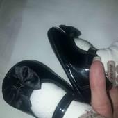 туфли на маленькую девочку