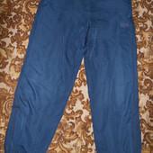 Спортивные штаники р.16 цвет синий