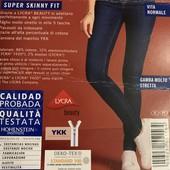 """Джинсы """"super skinny fit"""" адаптируются к вашему движению,сезон-осень Esmara размер на выбор!"""