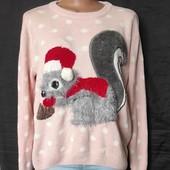 Классный тёплый свитер,оверсайз,s/m/l/xl