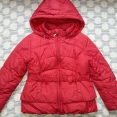 Отличная курточка на девчулю 4 года , бренд -Geox