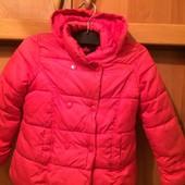 Куртка. еврозима, размер 2 года 92 см. JBC. сост. отлич