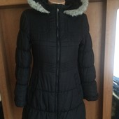 Куртка еврозима, внутри флис, размер 12-13 лет 158 см. Debenhams