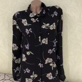 Шикарная блуза из плотного шифона Atmosphere