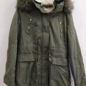 Стильная курточка парка