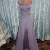 Вечернее/выпускное платье в пол eternity bride