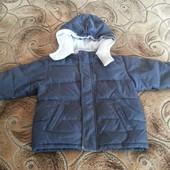 Курточка GAP и полукомбинезон