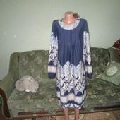 Сукня на 50-54 розм. див. замір трикотаж плотний